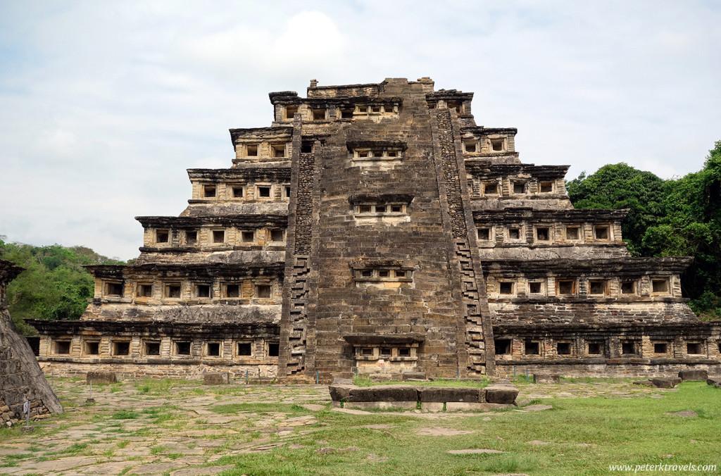 Pyramid of the Niches, El Tajín