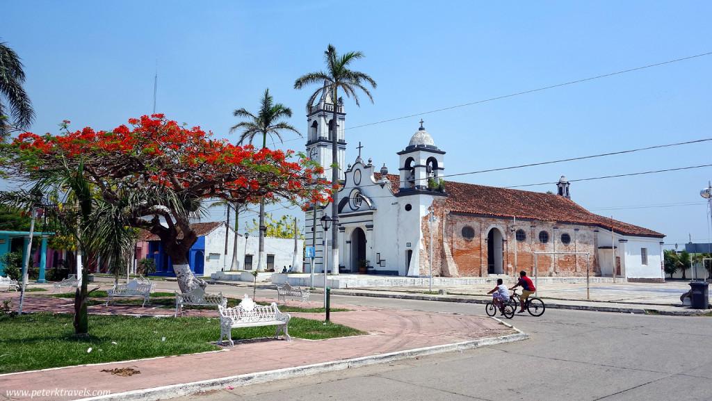 Iglesia San Miguel, Tlacotalpan