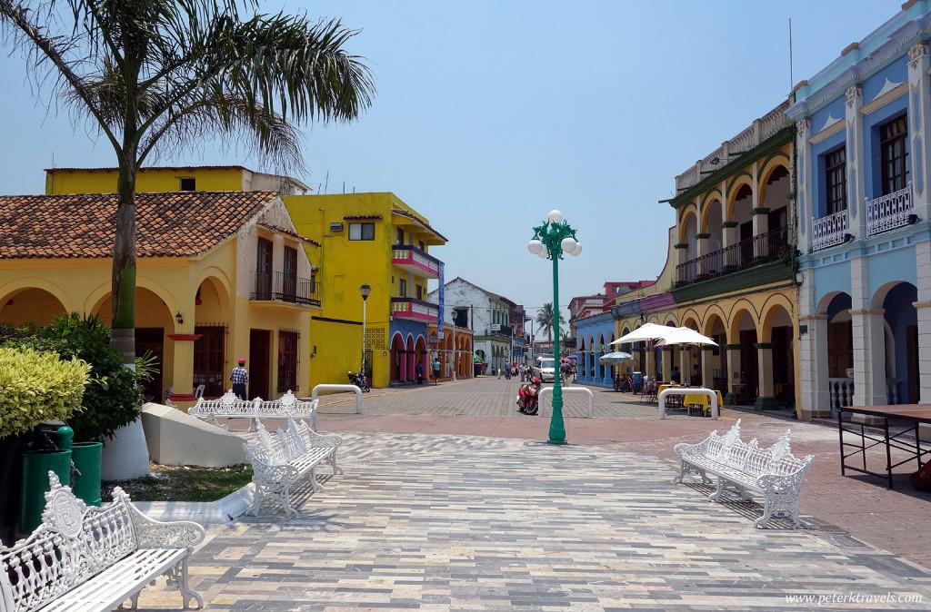 Main Square, Tlacotalpan