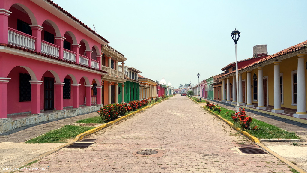 Homes in Tlacotalpan