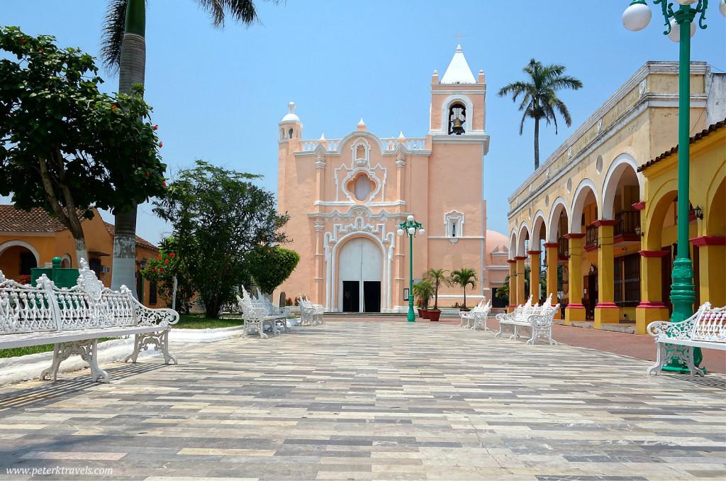 Iglesia la Candelaria, Tlacotalpan