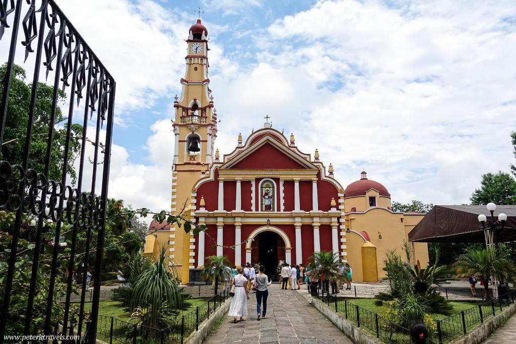 Parroquia de San Jéronimo, Coatepec