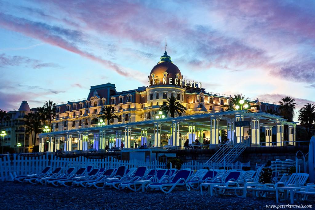 Hotel Le Negresco, Nice