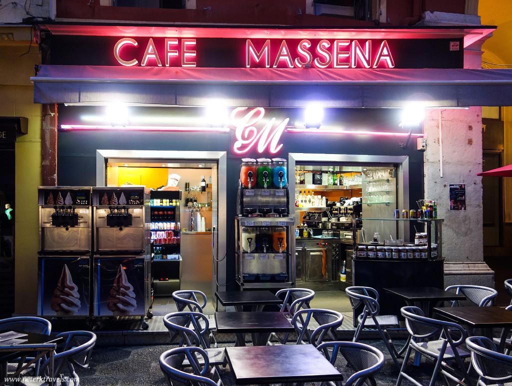 Cafe Massena, Nice
