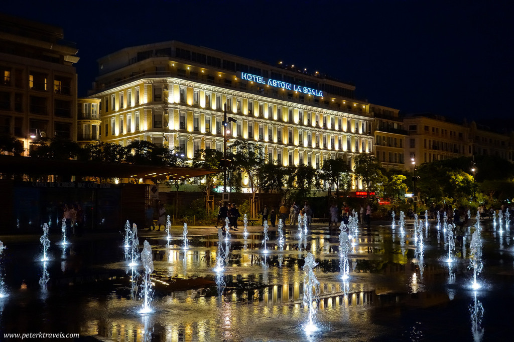 Hotel Aston La Scala, Nice
