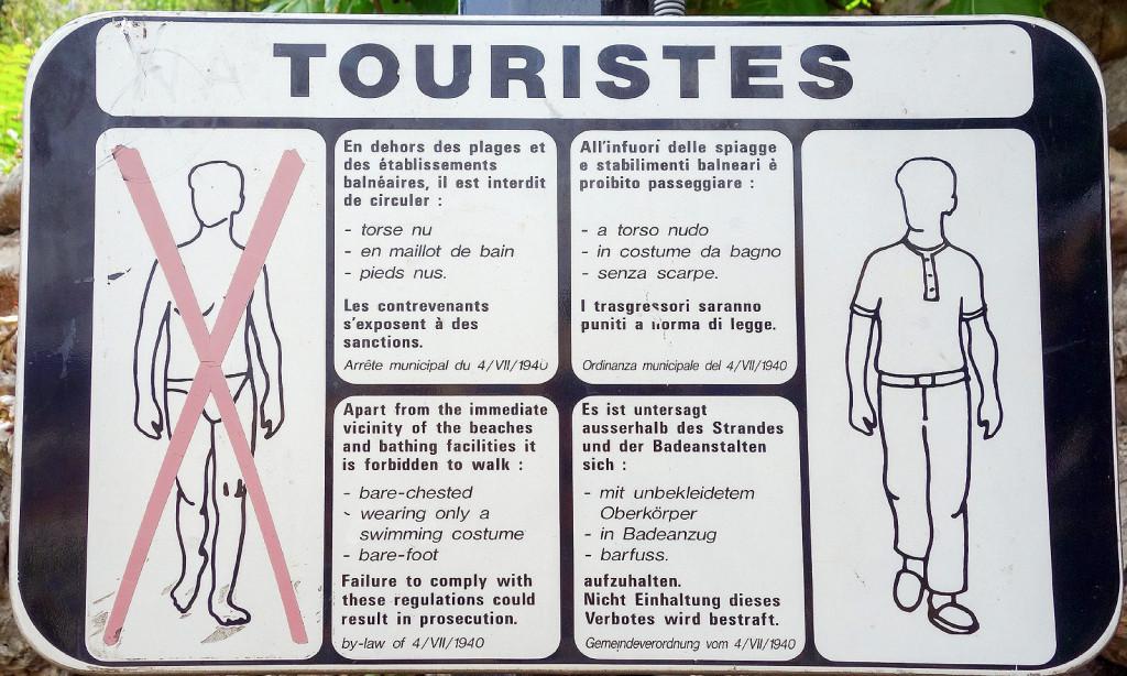 Monaco dress code