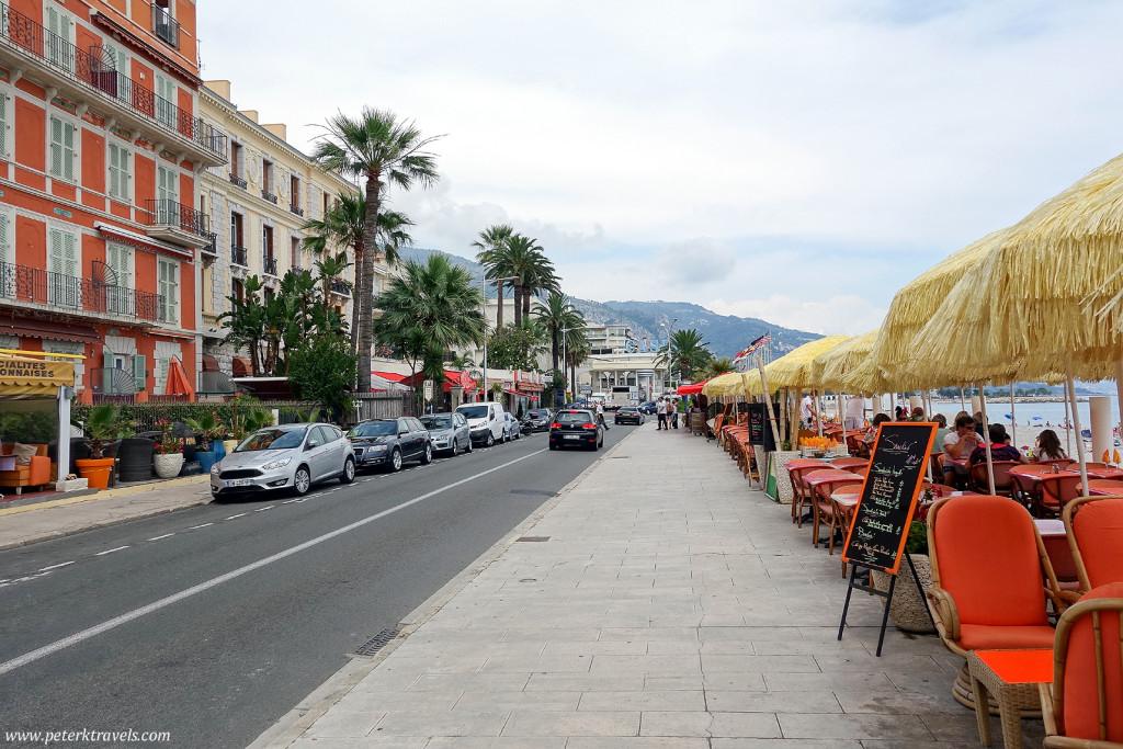Menton Promenade