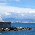 Nomade sculpture, Antibes