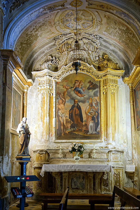 Inside of Church, Eze