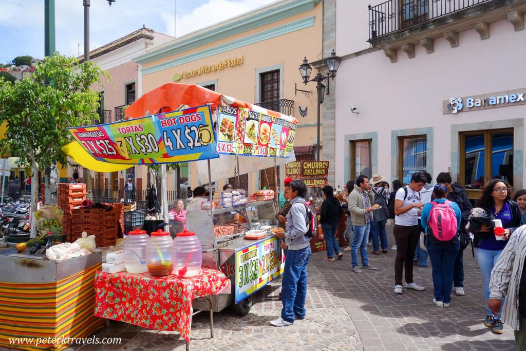 Hot dogs, Guanajuato
