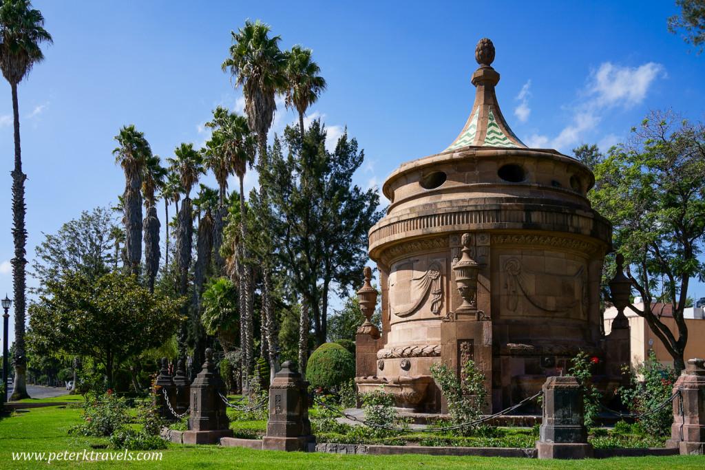 Monument, San Luis Potosi