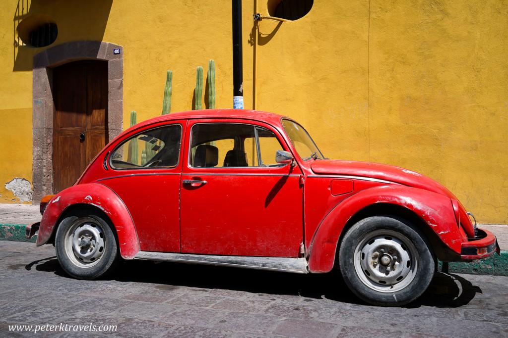 VW Bug, San Luis Potosi