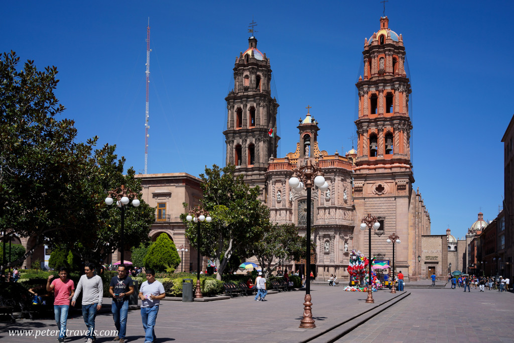 Cathedral, San Luis Potosi