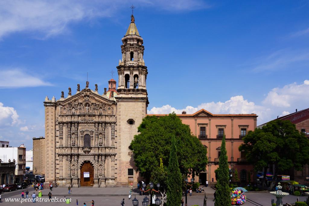 Iglesia Nuestra Señora Del Carmen, San Luis Potosi