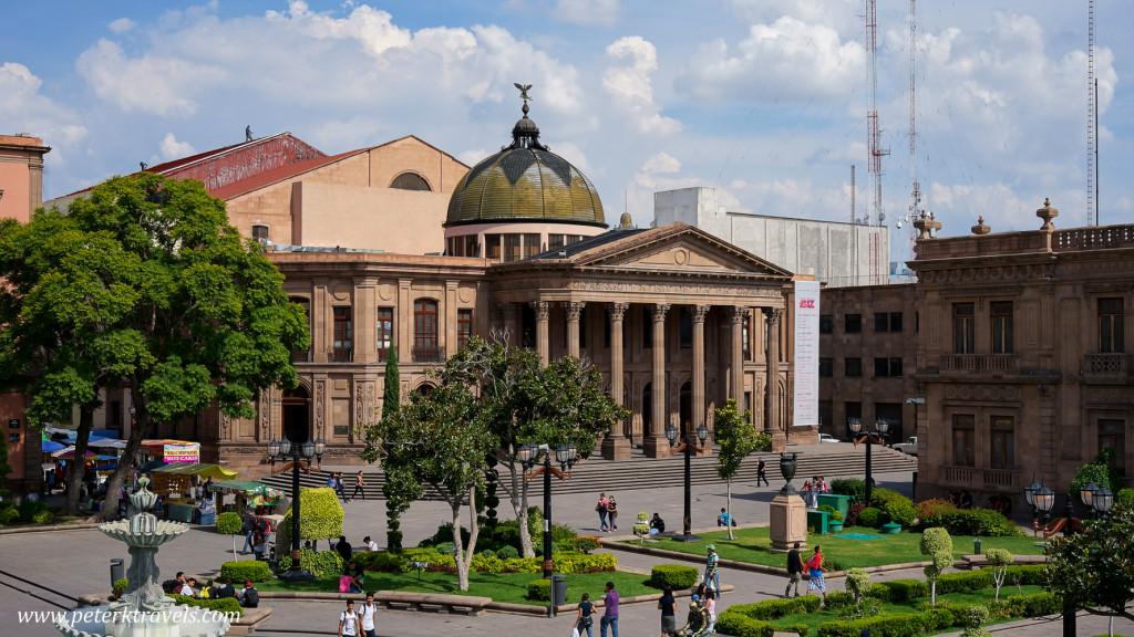 Teatro de Paz, San Luis Potosi