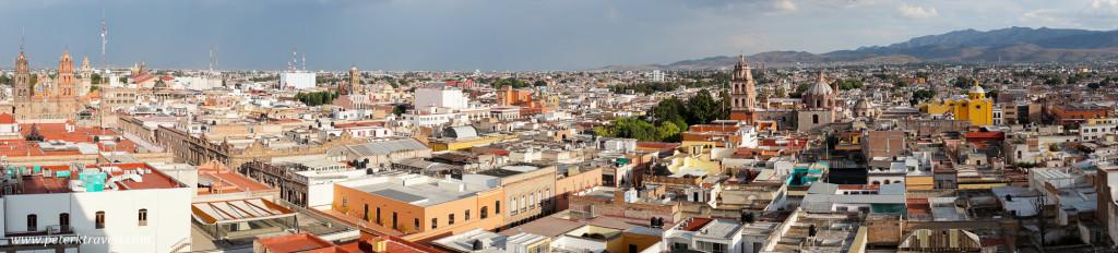 Panorama, San Luis Potosi