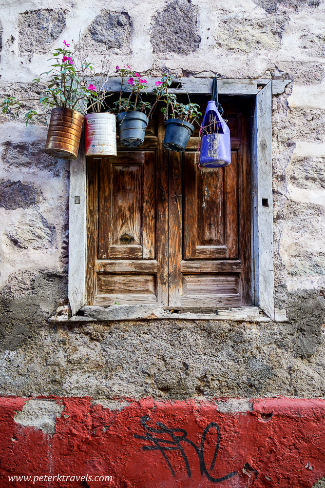 Window, Guanajuato