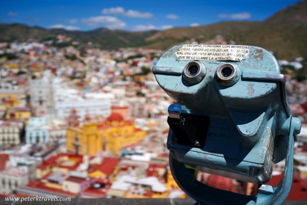 Binoculars, Guanajuato