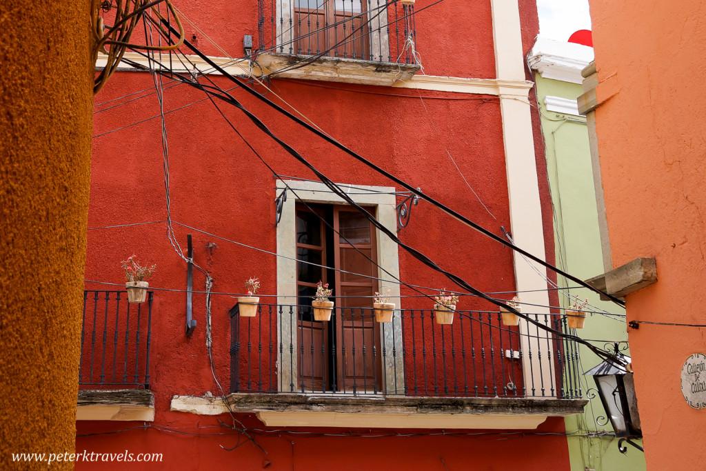 Patio, Guanajuato