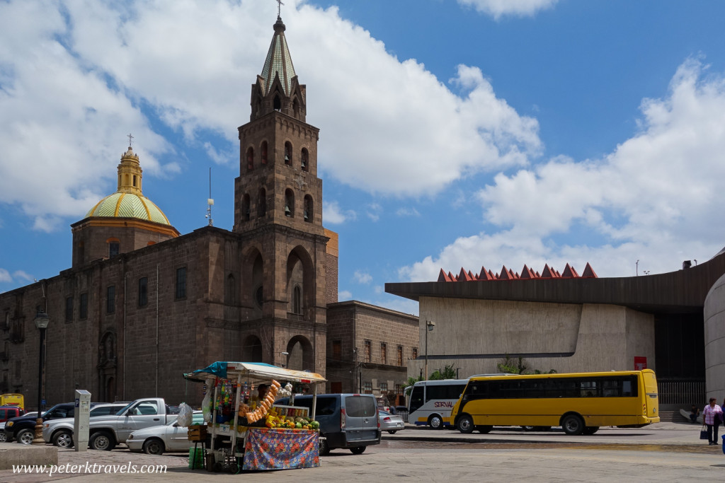 Iglesia San Jose, San Luis Potosi