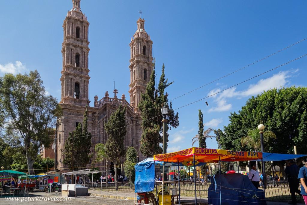Iglesia Guadalupe, San Luis Potosi