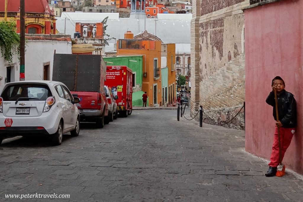 Peace, Guanajuato