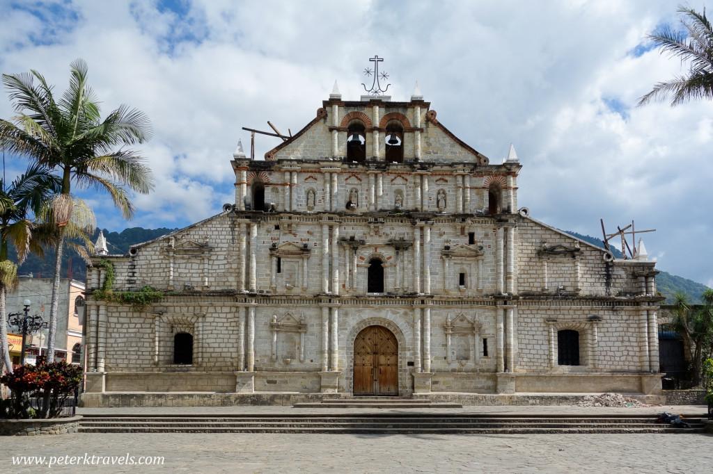 Church, Panajachel, Guatemala