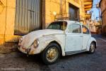 Beat-up Beetle, Taxco.