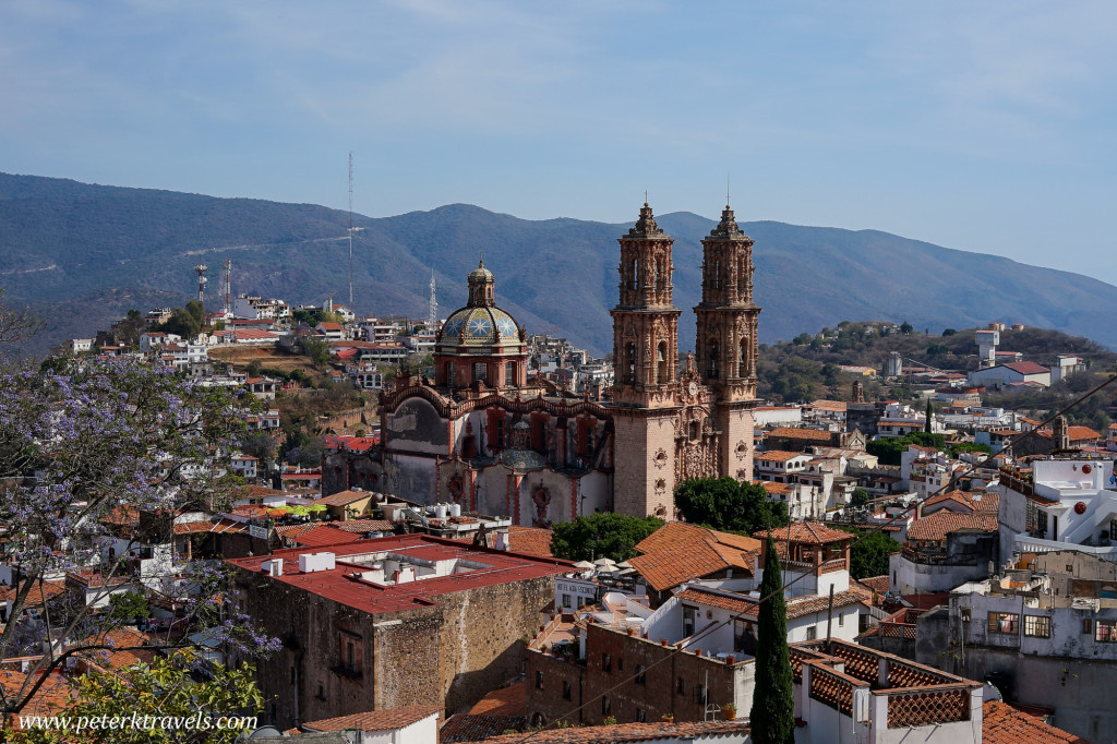 Iglesia Santa Prisca, Taxco