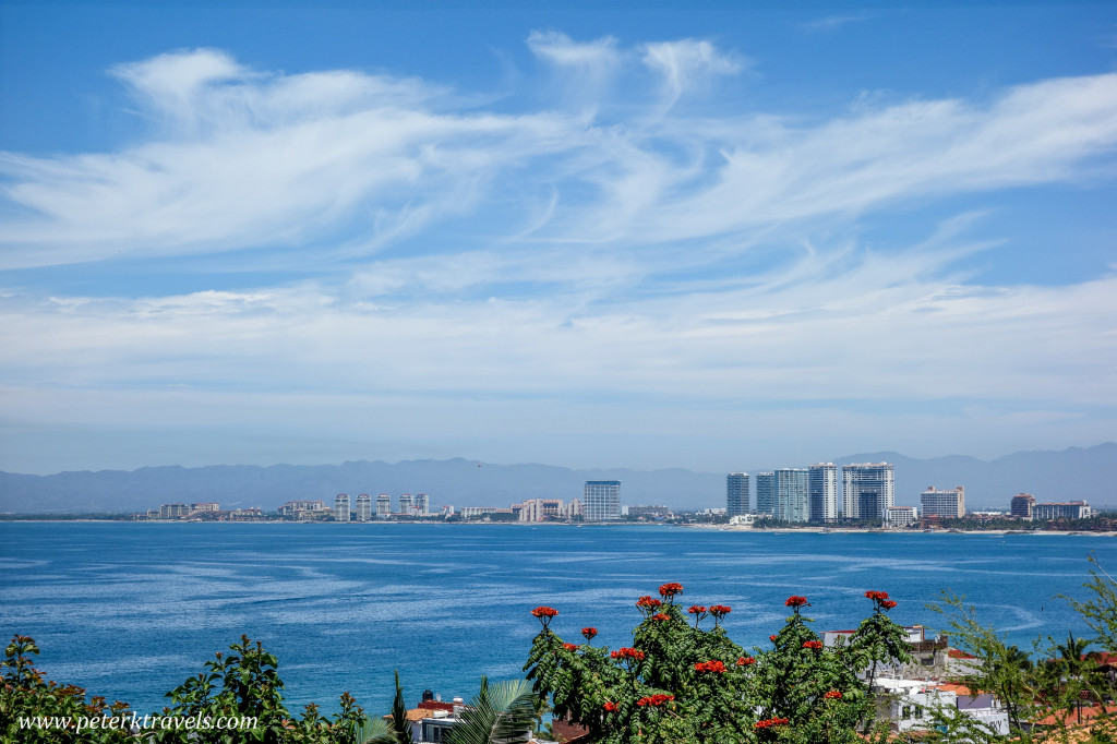 Wispy Clouds Over Nuevo Vallarta