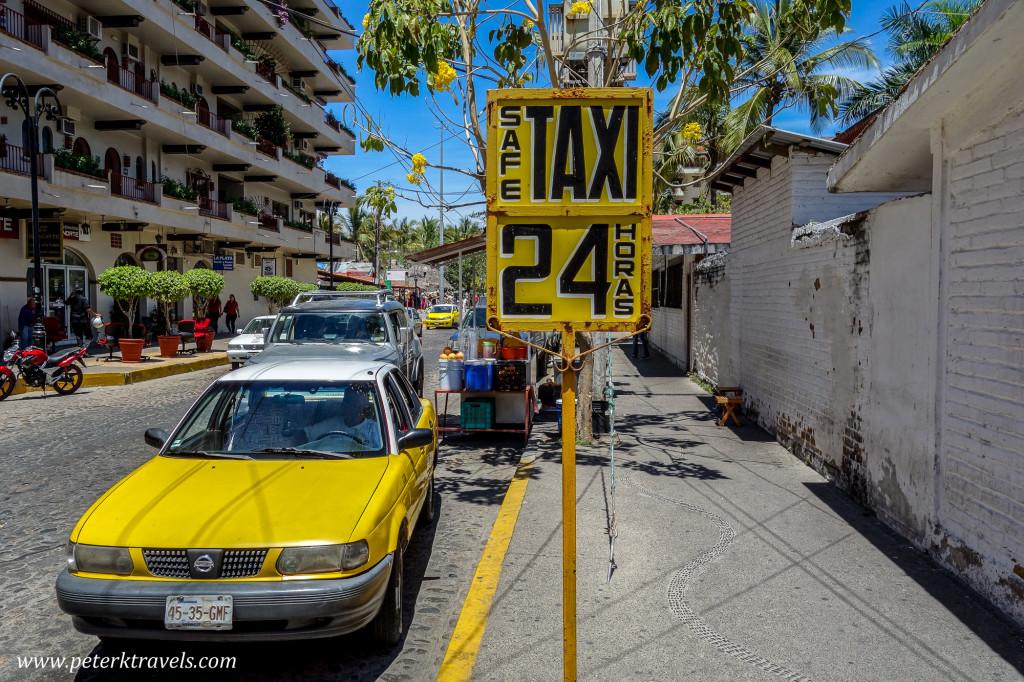 Safe Taxi, Puerto Vallarta