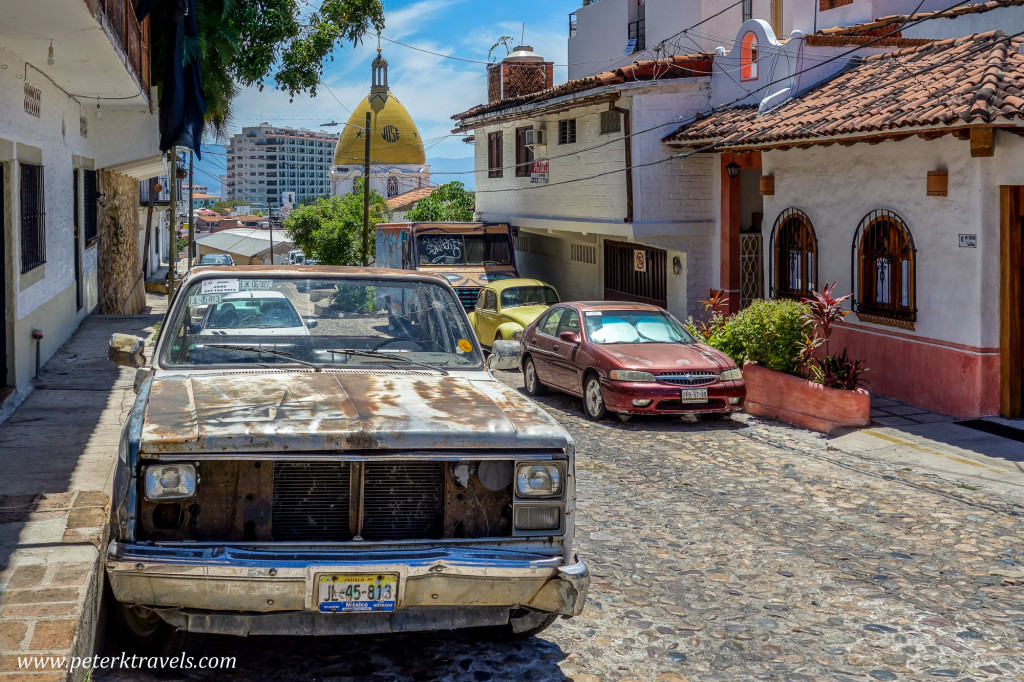 Weathered Pickup, Puerto Vallarta