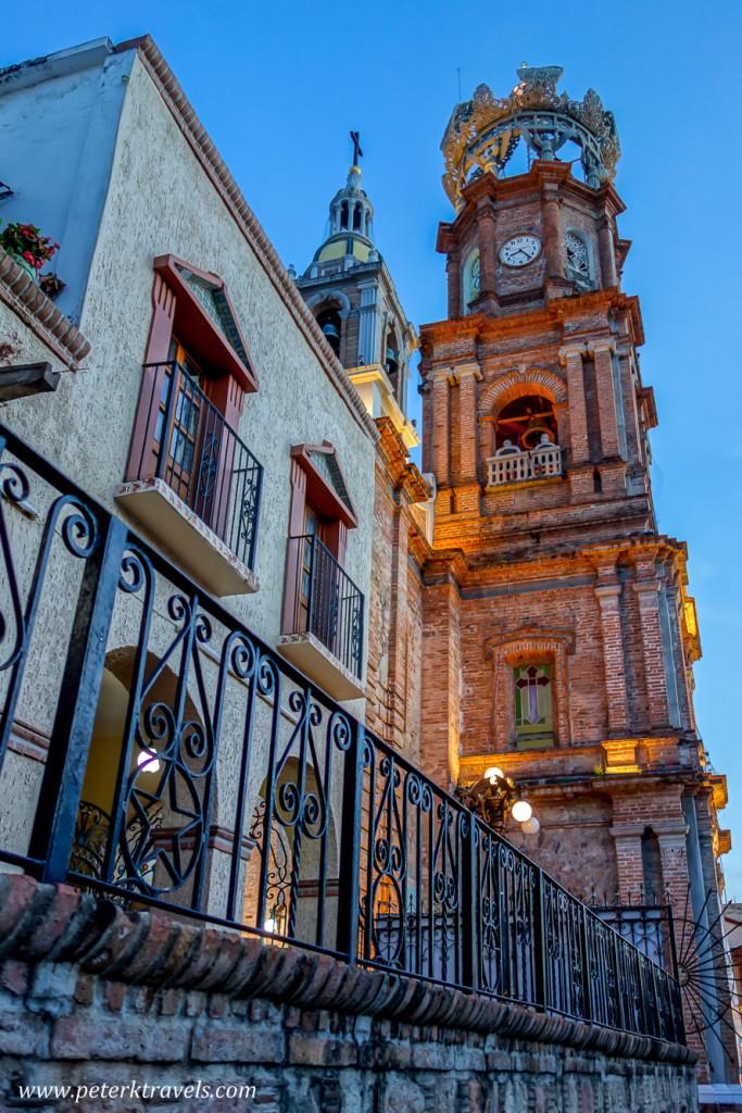 Iglesia de Guadalupe, Puerto Vallarta