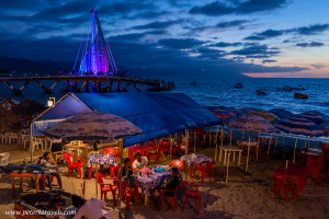 Dinner on the Beach, Puerto Vallarta