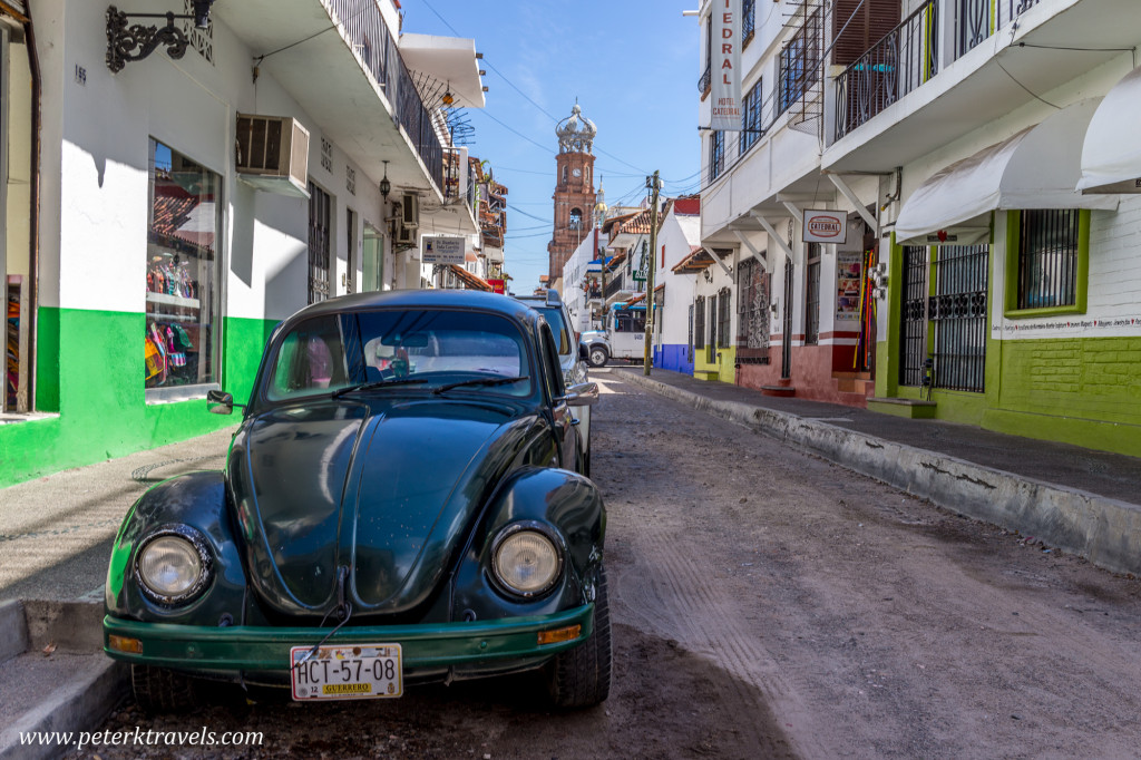 VW Beetle, Puerto Vallarta