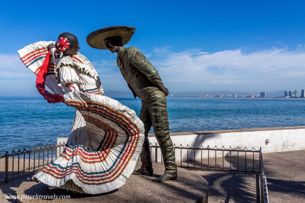 Dancers, Puerto Vallarta