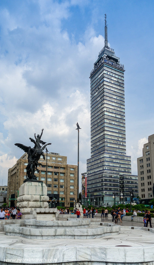Torre Latinoamerica, Mexico City