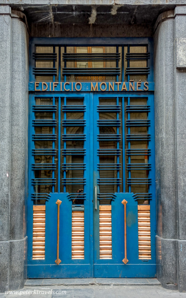 Edificio Montanes, Mexico City