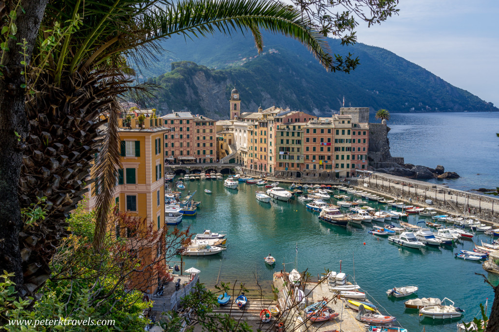 Camogli Harbor