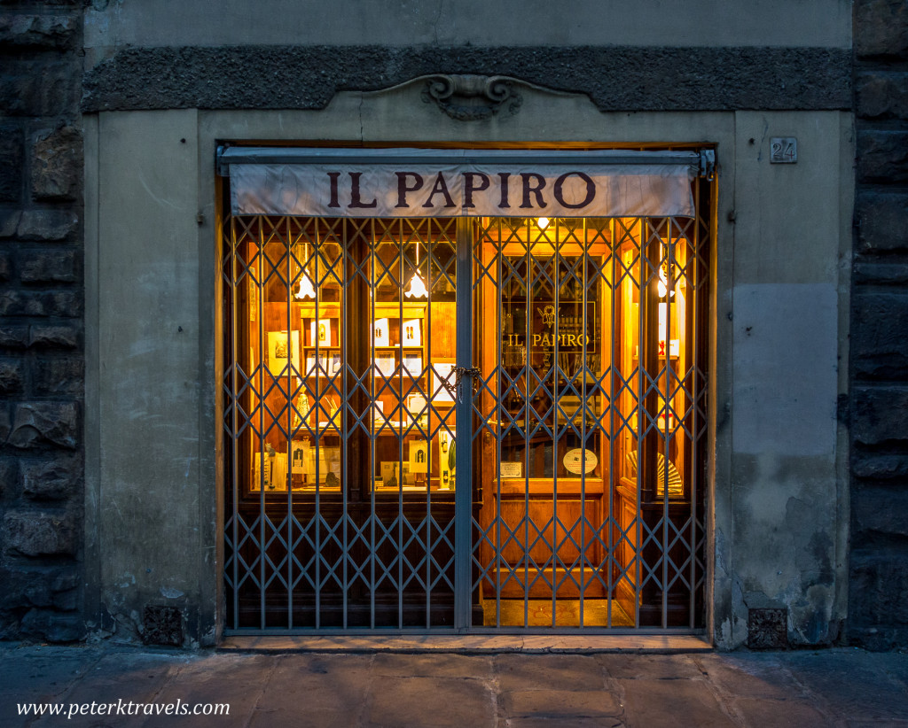 Store, Florence