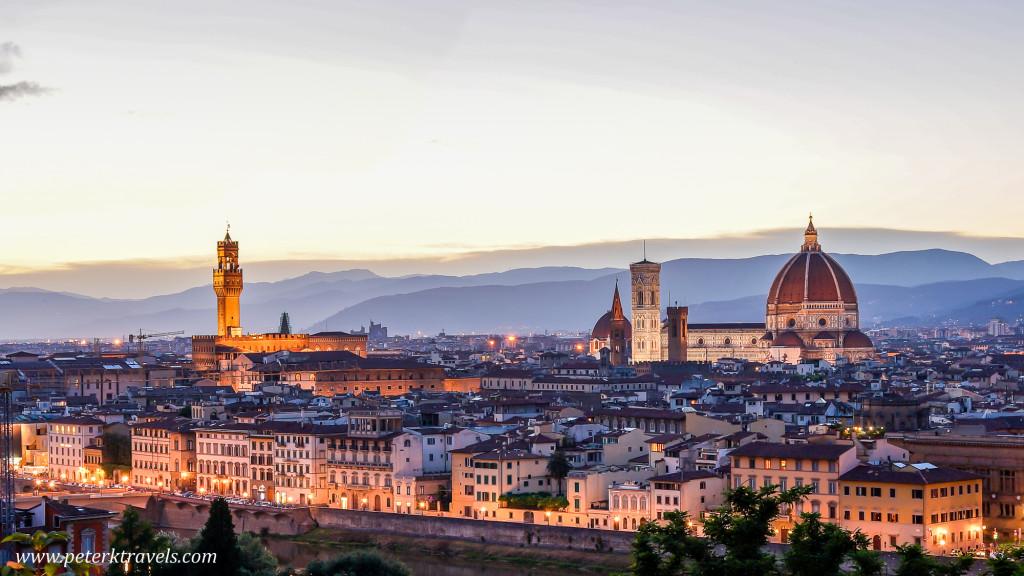 Florence Skyline.