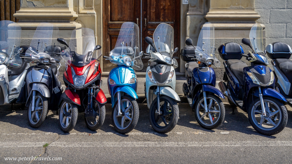 Scooters, Florence.