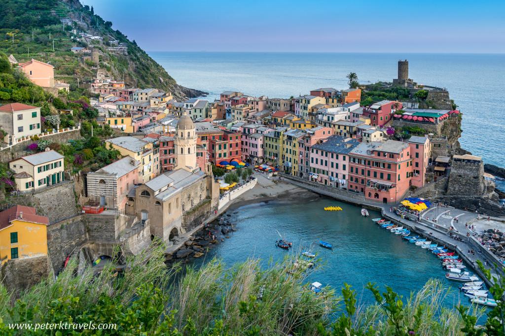 Vernazza, Italy.