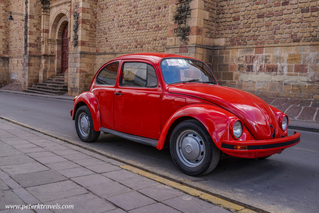 Red VW, Sucre.