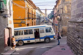 Nissan Civilian bus, Potosi