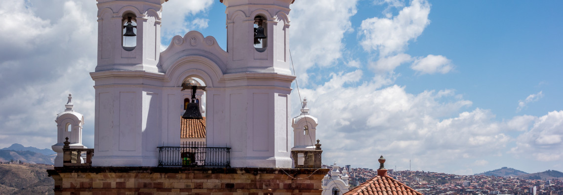 Iglesia San Felipe Neri, Sucre.
