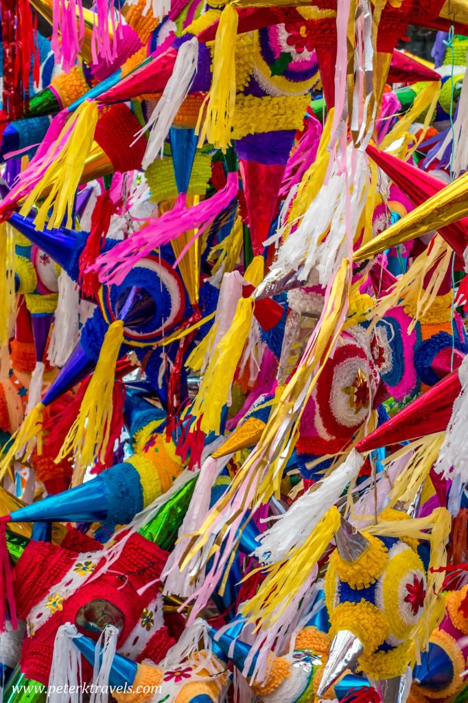 Piñatas, Campeche.