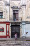 Hotel Sevilla, Mérida.