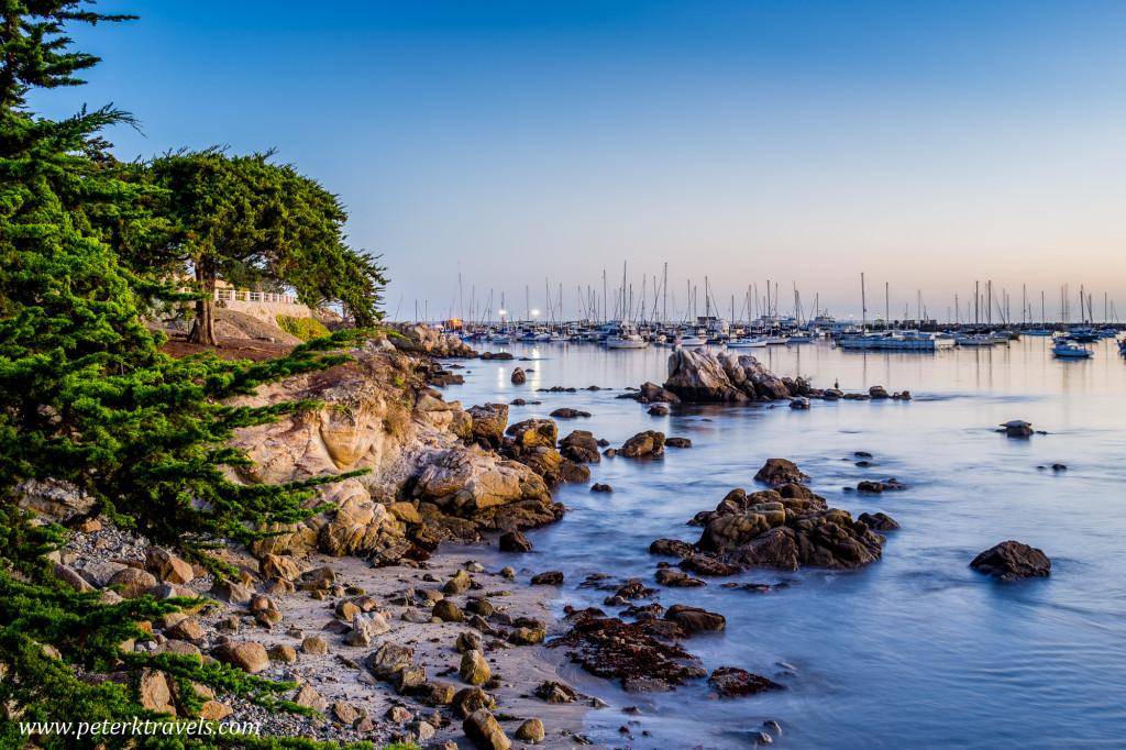 Monterey Bay, Monterey.