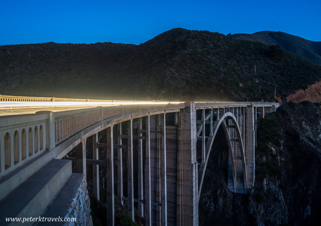 Bixby Bridge.